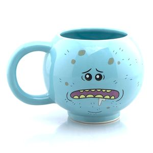 [Rick & Morty: 3D Mug: Mr Meeseeks (Product Image)]