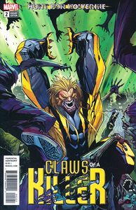 [Hunt For Wolverine: Claws Of Killer #2 (Sandoval Variant) (Product Image)]