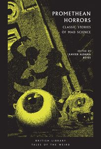 [Promethean Horrors: Classic Tales Of Mad Science (Product Image)]