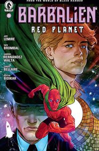 [Barbalien: Red Planet #5 (Cover B Robles) (Product Image)]