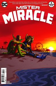 [Mister Miracle #5 (2nd Printing) (Product Image)]