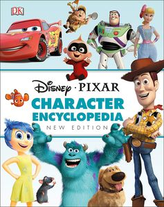 [Disney Pixar Character Encyclopedia (New Edition Hardcover) (Product Image)]