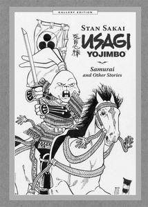 [Usagi Yojimbo (Hardcover - Gallery Edition) (Product Image)]