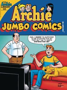 [Archie: Jumbo Comics Digest #308 (Product Image)]