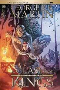 [Game Of Thrones: Clash Of Kings #6 (Cover B Rubi) (Product Image)]