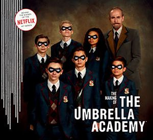 [Making Of Umbrella Academy (Hardcover) (Product Image)]