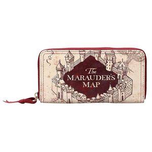 [Harry Potter: Large Purse: Marauders Map (Product Image)]