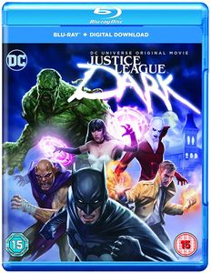 [Justice League Dark (Blu-Ray) (Product Image)]