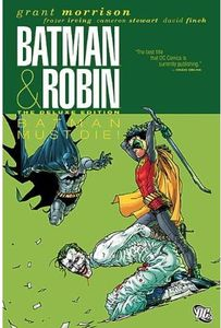 [Batman & Robin: Batman Must Die (Deluxe Hardcover - Edition Titan) (Product Image)]