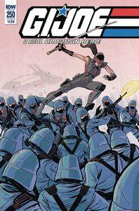 [GI Joe: A Real American Hero #250 (Cover B Shearer) (Product Image)]