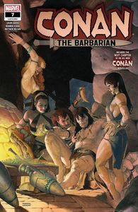 [Conan The Barbarian #7 (Product Image)]