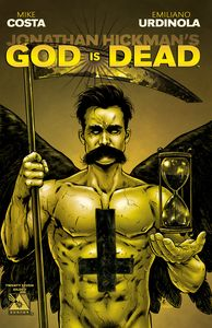 [God Is Dead #27 (Gilded Variant) (Product Image)]