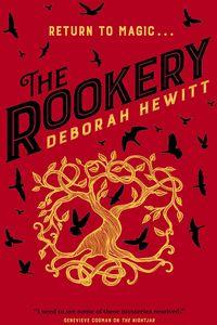 [Nightjar Duology: Book 2: The Rookery (Product Image)]