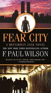 [Repairman Jack: Early Years: Book 3: Fear City (Product Image)]