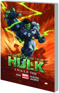 [Indestructible Hulk: Volume 3: Smash Time (Product Image)]