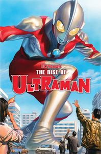 [Ultraman: Volume 1: Rise Of Ultraman (Product Image)]