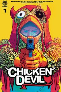 [Chicken Devil #1 (Cover A Hayden Sherman) (Product Image)]