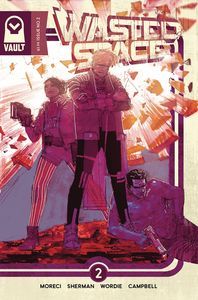 [Wasted Space #2 (Cover B Sherman Variant) (Product Image)]
