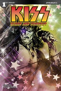[Kiss: Blood & Stardust #1 (Cover B Sayger Starchild) (Product Image)]