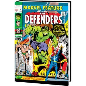 [Defenders: Omnibus: Volume 1 (Adams DM Variant Hardcover) (Product Image)]