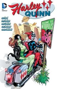 [Harley Quinn: Welcome To Metropolis (Product Image)]