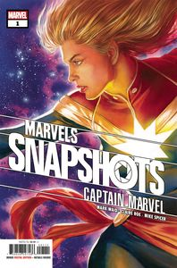 [Captain Marvel: Marvels Snapshots #1 (Product Image)]