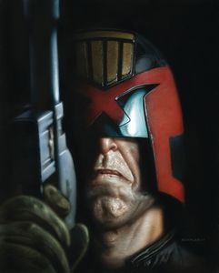 [Judge Dredd Megazine #424 (Product Image)]