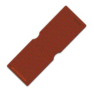 [The Shining: Travel Pass Holder: Overlook Carpet Pattern (Product Image)]