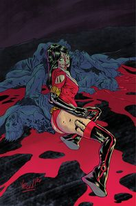 [Vampirella: Dark Powers #3 (Federici Virgin Variant) (Product Image)]