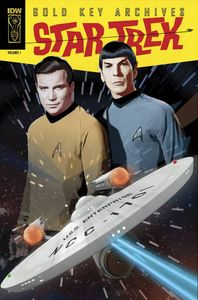 [Star Trek: Gold Key Archives: Volume 1 (Product Image)]