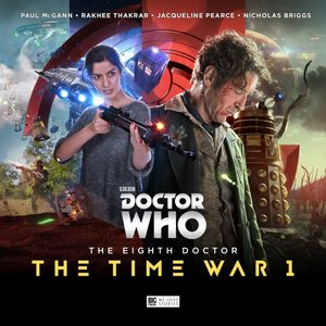 [Doctor Who: The Eighth Doctor: The Time War 1 (Product Image)]