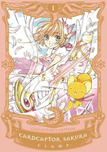 [Cardcaptor Sakura Collector's Edition: Volume 1 (Hardcover) (Product Image)]