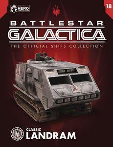 [Battlestar Galactica Ships Magazine #18: Landram (Product Image)]