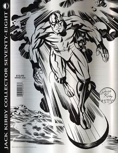[Jack Kirby Collector: Deluxe Edition #78 (Product Image)]