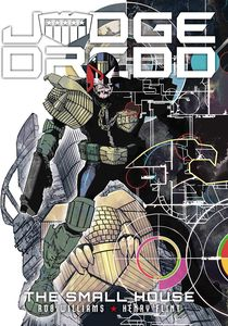 [Judge Dredd: The Small House (Signed Edition) (Product Image)]