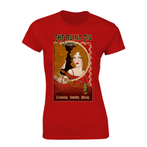 [Fantastic Beasts: Women's Fit T-Shirt: The Blind Pig (Product Image)]