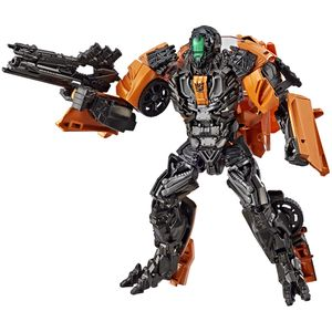 [Transformers: Generations: Studio Series Deluxe Action Figure: Shadow Raider (Product Image)]