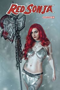 [Red Sonja #1 (Cover E Cosplay) (Product Image)]