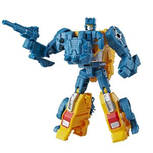 [Transformers: Generations: Power Of The Primes: Deluxe Action Figure: Terrorcon Sinnertwin (Product Image)]