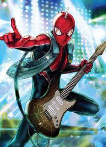 [Amazing Spider-Man #22 (Heejin Jeon Marvel Battle Lines Variant) (Product Image)]