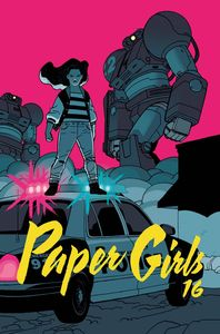 [Paper Girls #16 (Product Image)]