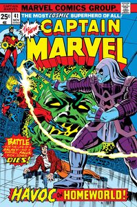 [True Believers: Captain Marvel Vs Ronan #1 (Product Image)]