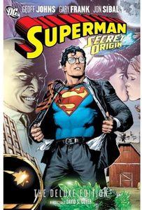 [Superman: Secret Origin (Deluxe Edition Hardcover) (Product Image)]