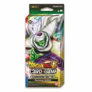 [Dragon Ball Super: Card Game: Expansion Set: Namekian Surge (Product Image)]