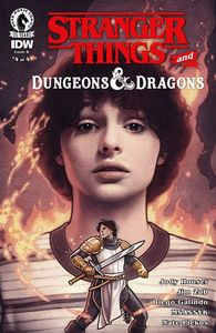 [Stranger Things: D&D Crossover #4 (Cover B Dittmann) (Product Image)]