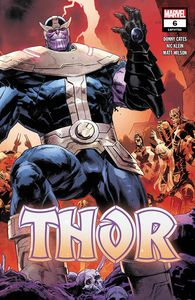 [Thor #6 (2nd Printing Klein Variant) (Product Image)]