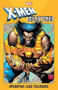 [X-Men Milestones: Operation Zero Tolerance (Product Image)]