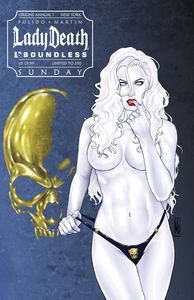 [Lady Death: Origins: Annual #1 (New York Sunday) (Product Image)]