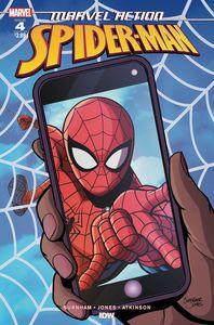 [Marvel Action: Spider-Man #4 (Jones) (Product Image)]