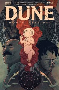 [Dune: House Atreides #6 (Cover A Cagle) (Product Image)]